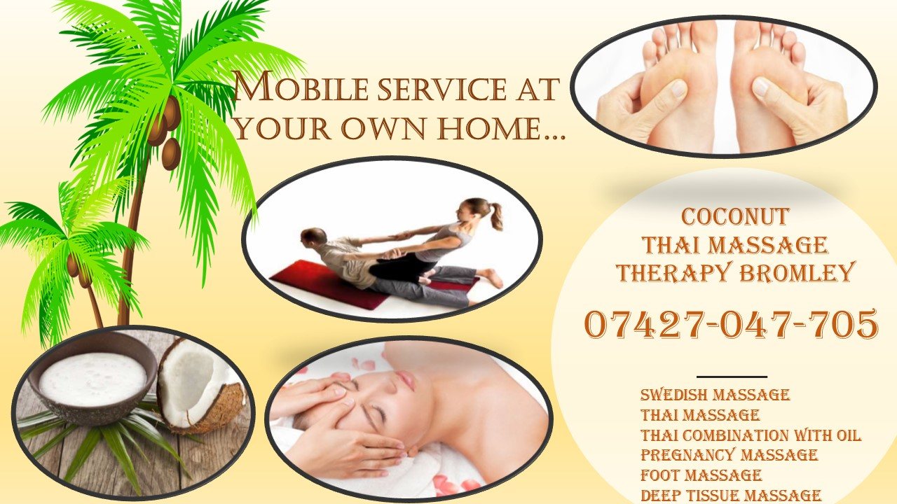 No1 Mobile Massage Service in Bromley