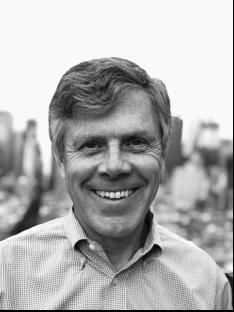 Ken Kelly, Chair of Board