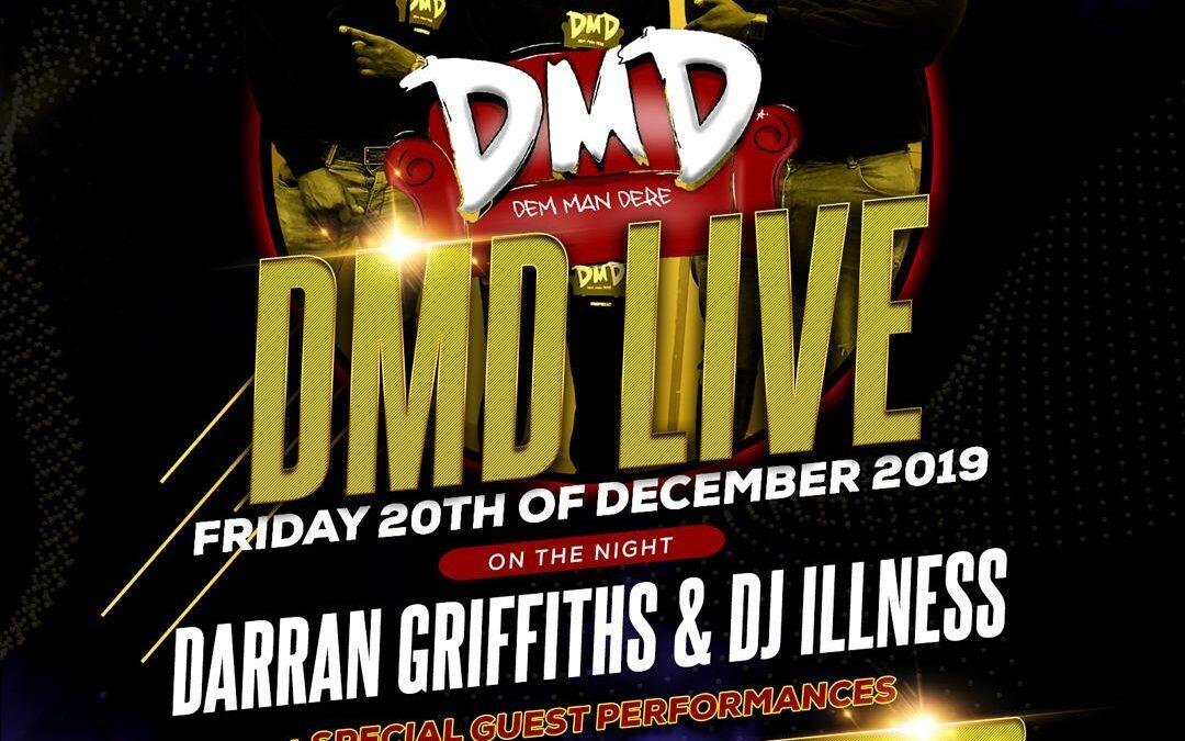 DMD LIVE EVENT