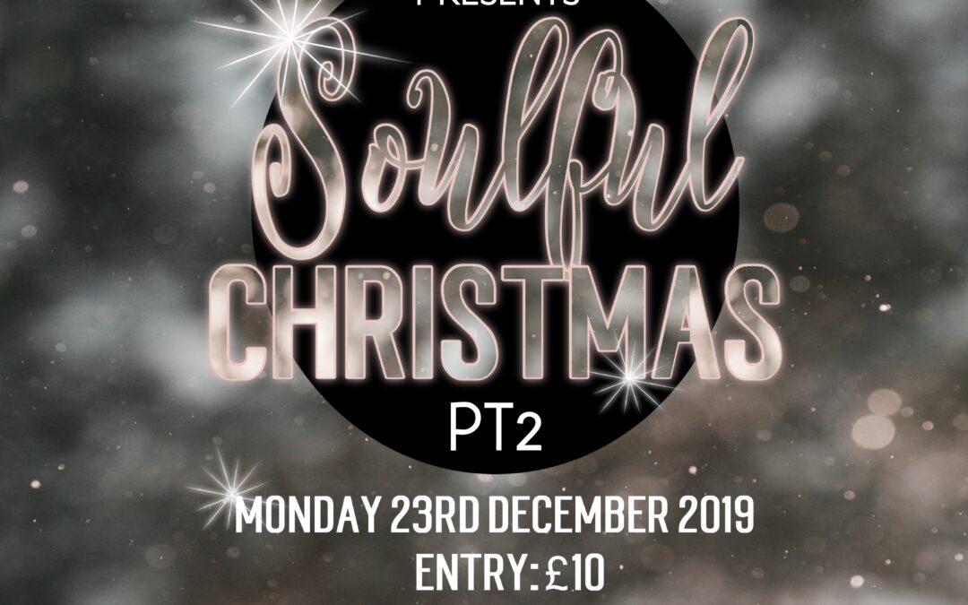 Major Tones Music Presents: A Soulful Christmas