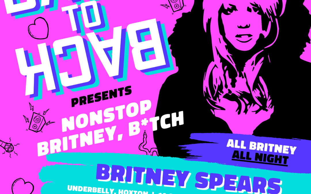 Back To Back Pop: Nonstop Britney B*tch