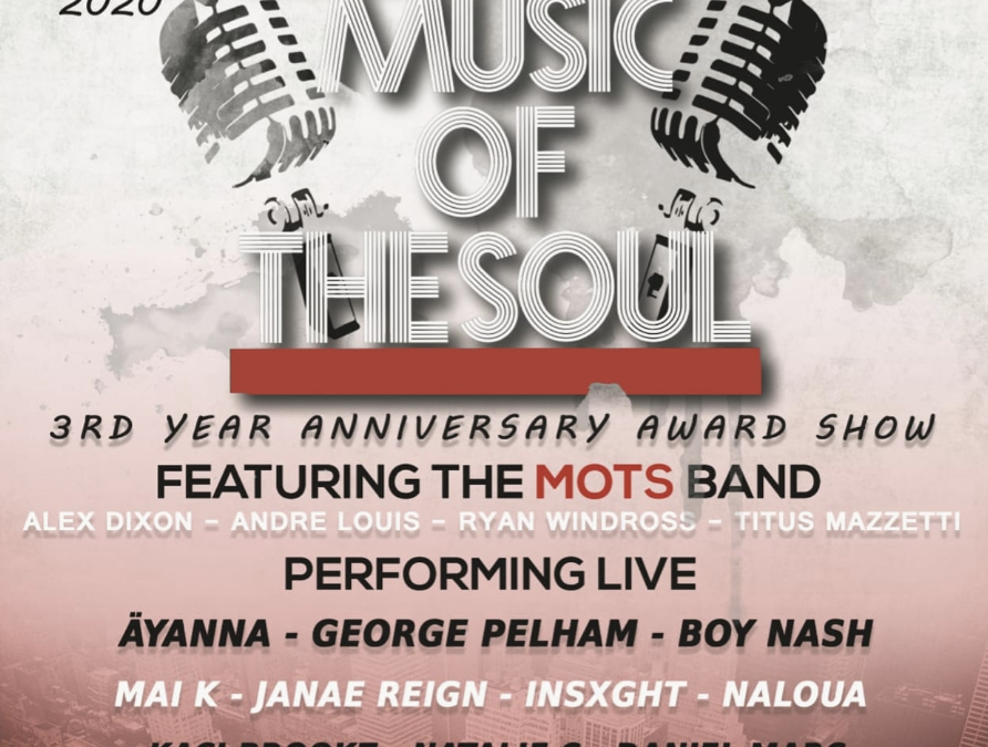 Music of The Soul Live
