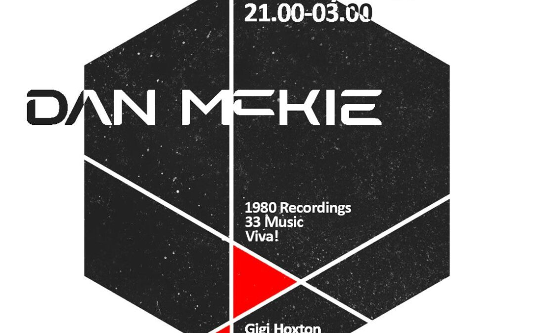 Dan McKie 1980s Recordings House
