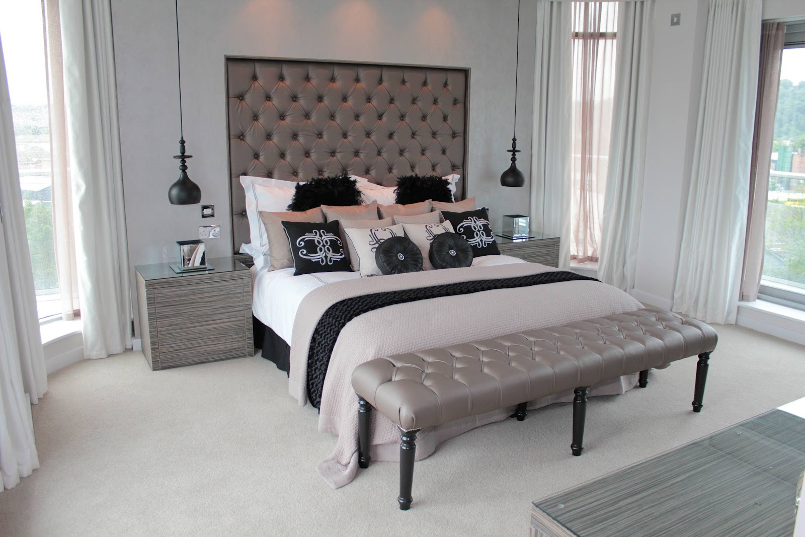 Celebrity Bedroom Designs