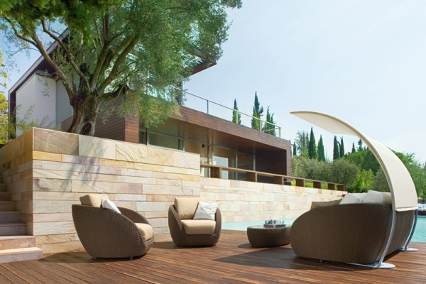 Latest Contemporary Outdoor Furniture Designs