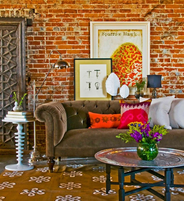 Vintage-Eclectic-Living-Room