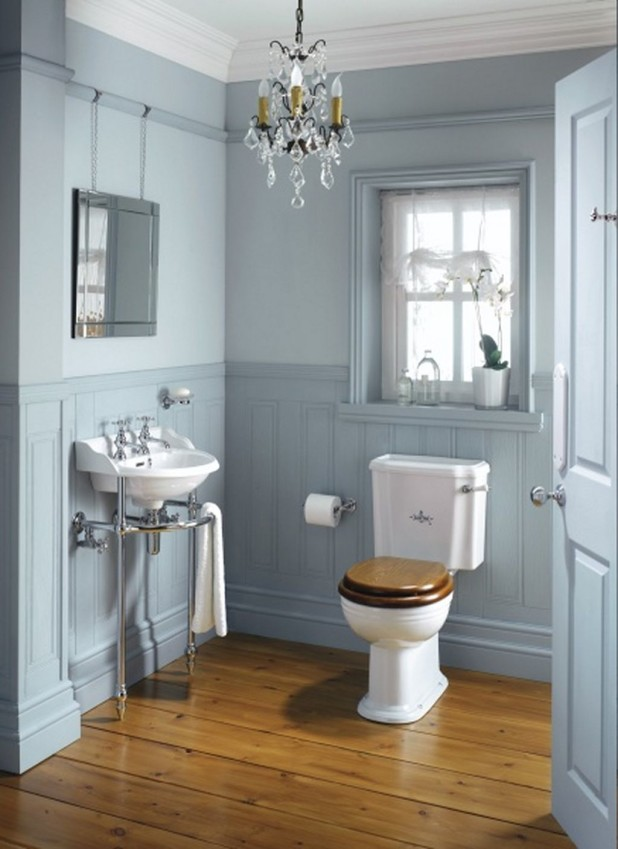 traditional-and-charming-gray-bathroom-idea