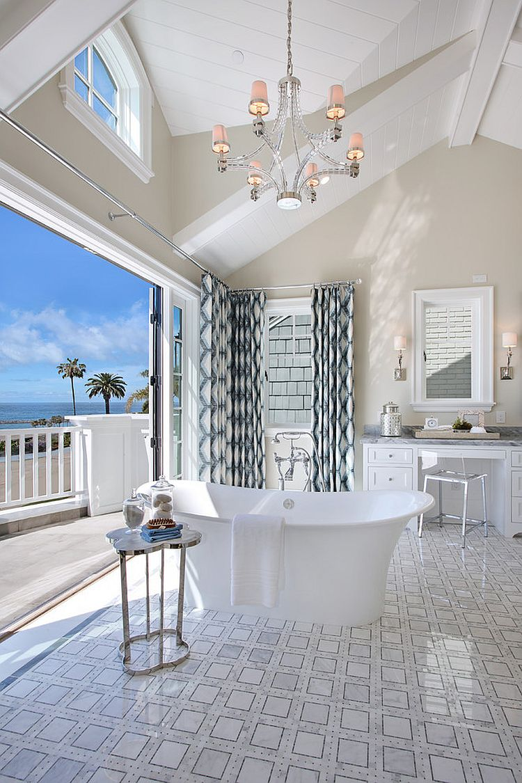 Beach-style-bathroom-flows-into-the-private-balcony