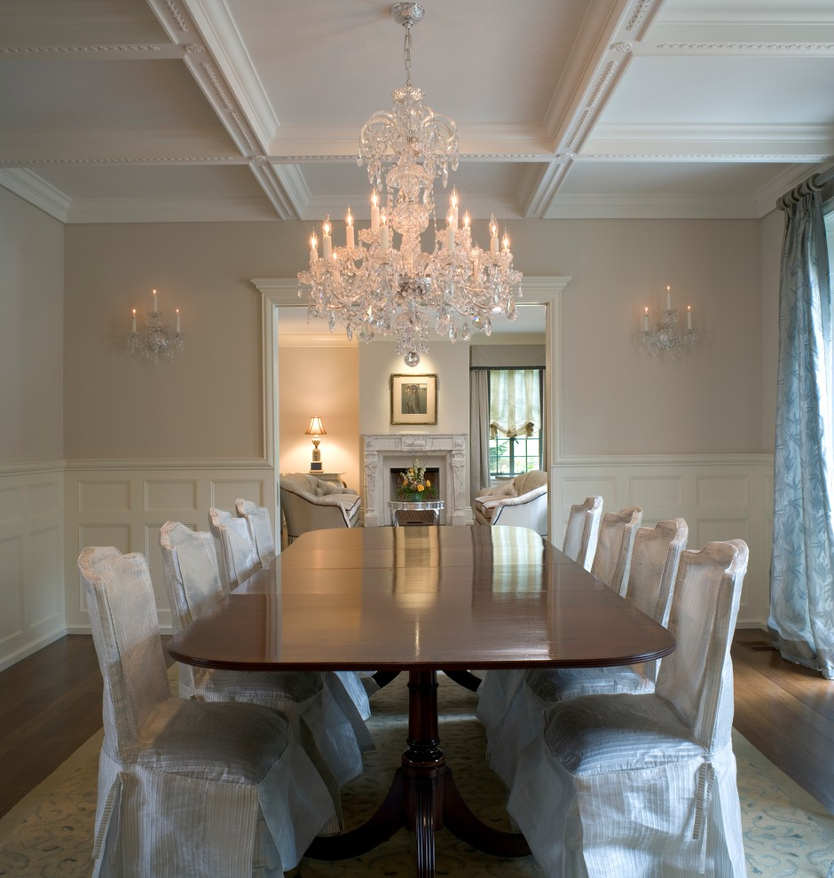 Chandeliers Decor Ideas in Dining Room