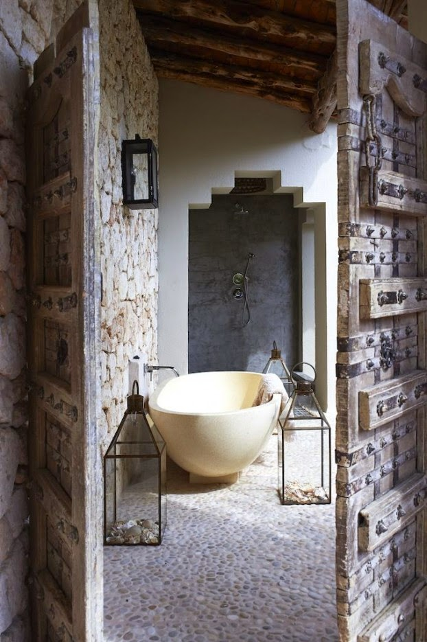 bohemian-bathroom-design ideas