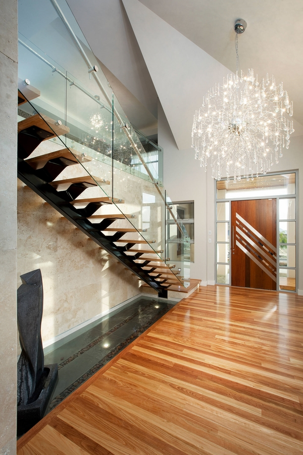 contemporary-entry-large-chandelier-modern-design