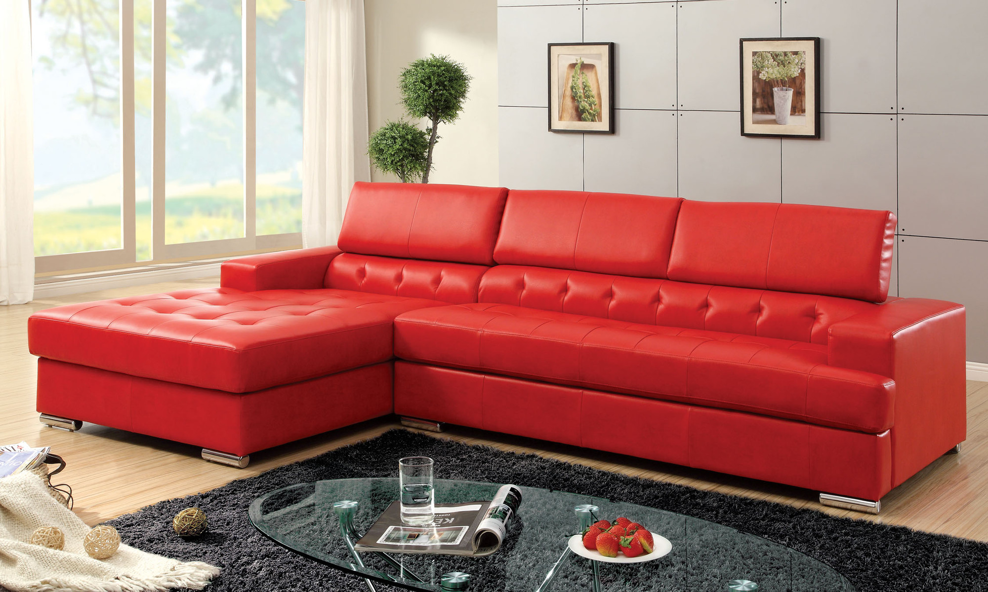 furniture-insteresting-red-tufted-leather-sofa