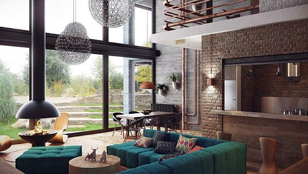 ultra-modern-living-room-with-an-industrial-feel