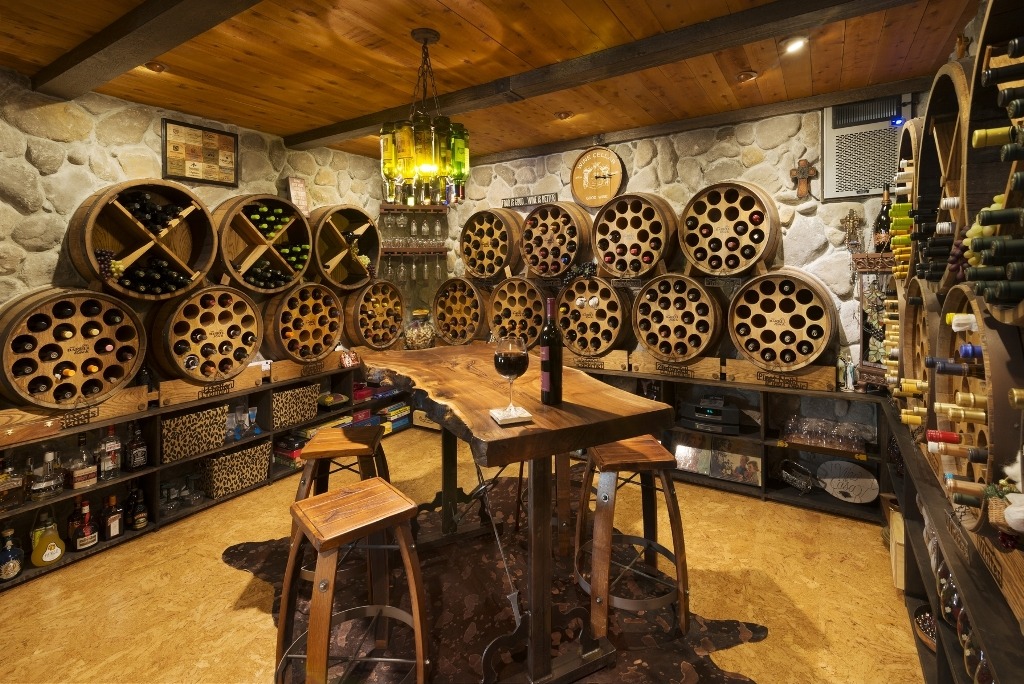 Extraordinary-wine-room-design-ideas