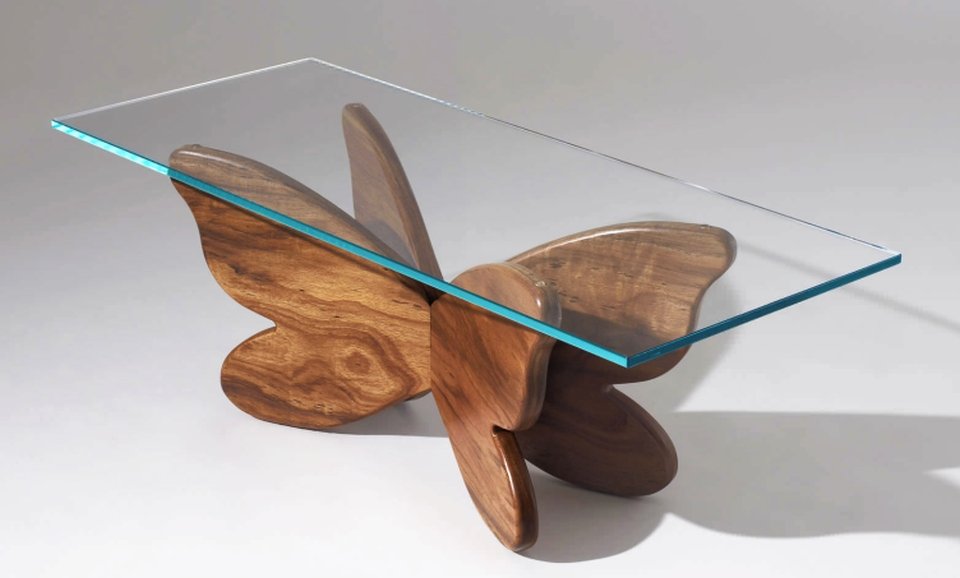 Flap Flap coffee table