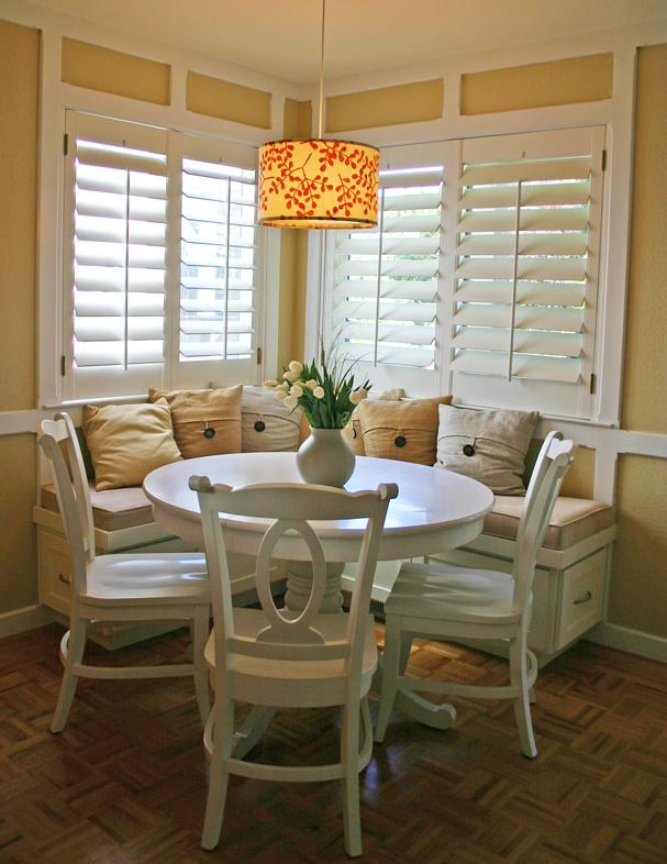 Small Breakfast Nook Ideas