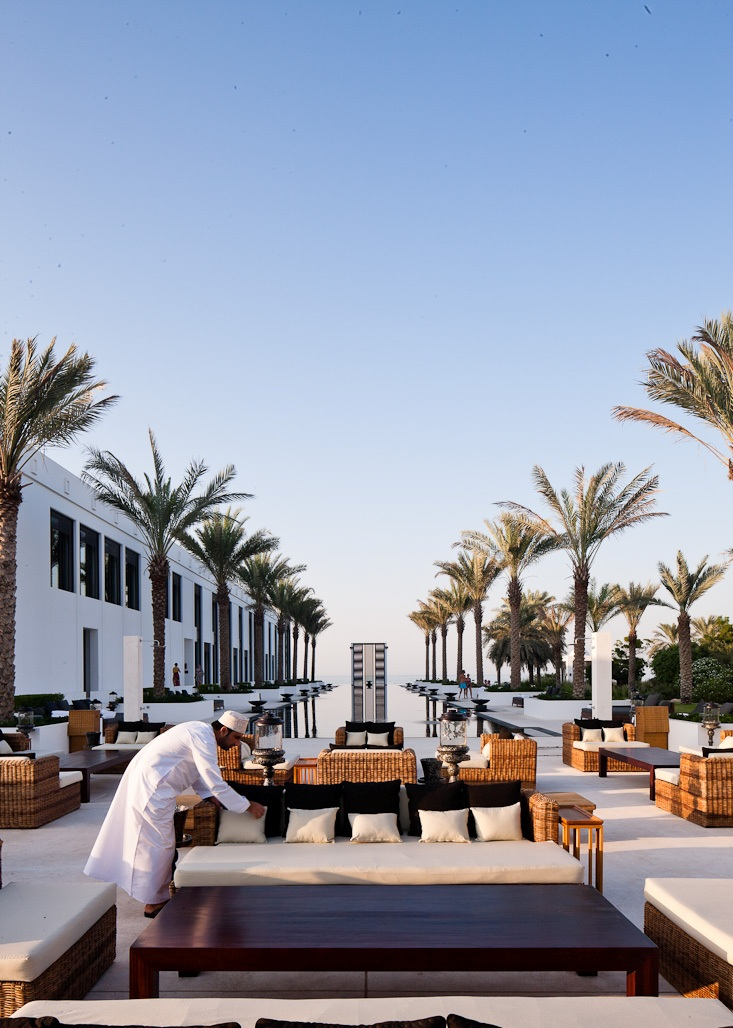 The Chedi Muscat Oman
