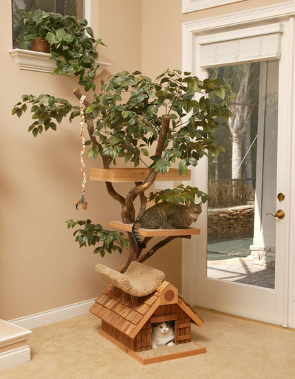 Unique-Cat-Tree-Houses-from-Pet-Tree-House