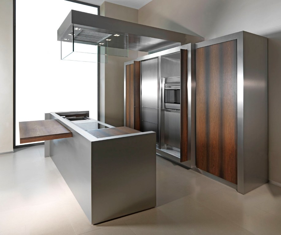 Updating-metal-kitchen-plan-cabinets