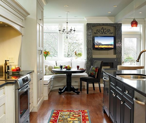 corner-breakfast-nook-design-idea-contemporary-kitchen-decor-vancouver