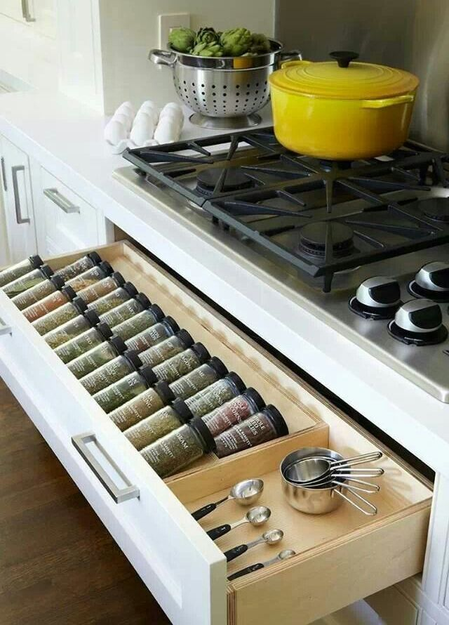 Best functional kitchen with drawers and shelf