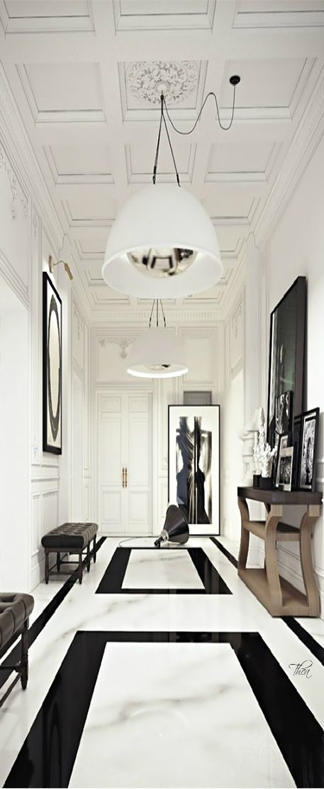 Luxurious Entryway