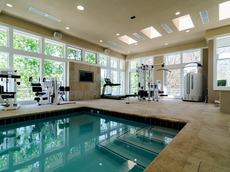 Modern Home Gym Ideas