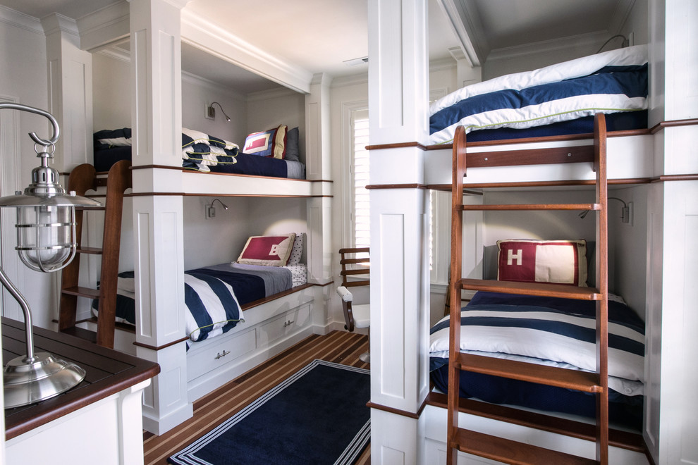 Nautical Themed Boys Bedroom Decor Ideas