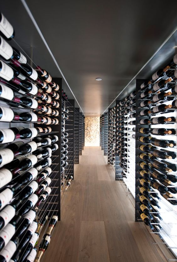 awesome wine room