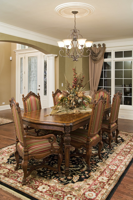 traditional-dining-room-space