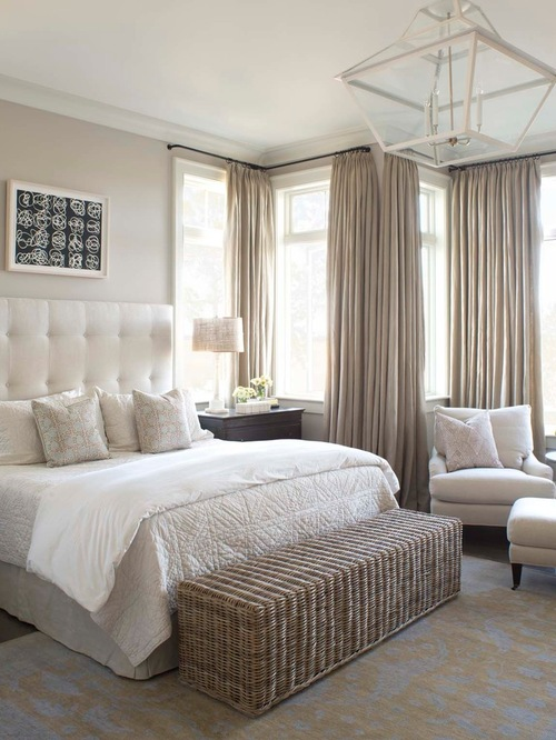 Beach Style Bedroom Design Ideas, Remodels & Photos