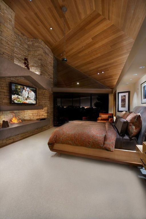 Beautifully Decorated Master Bedroom Designs (2)