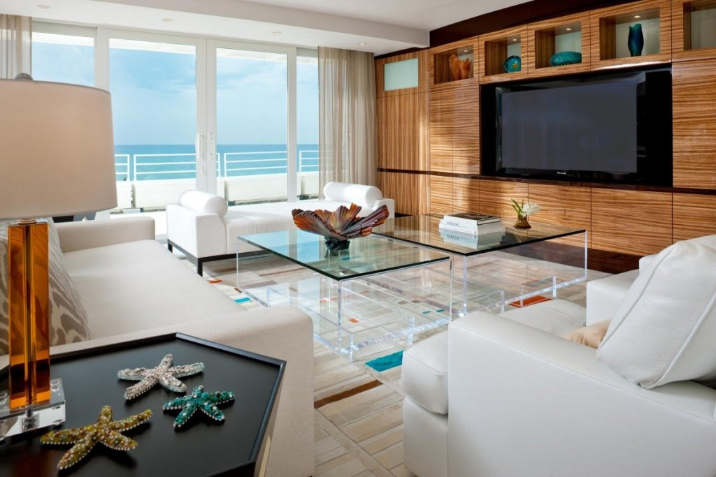Good Beach themed living room ideas