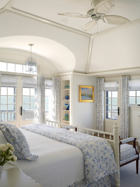 Gorgeous Beach Style Bedroom Design Ideas