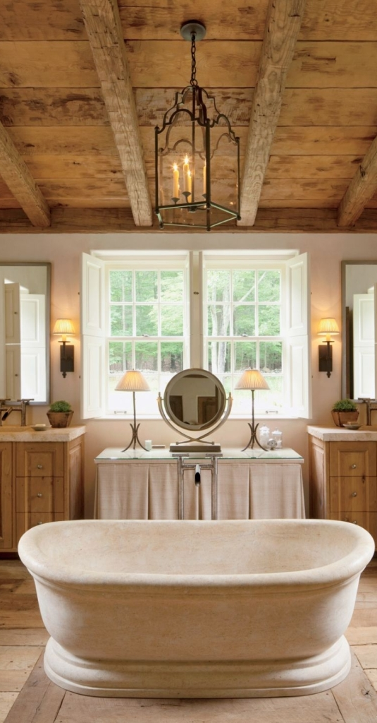 Perfect-rustic-bathroom-decor-clearance