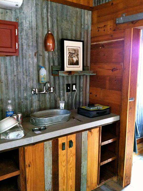 Rustic Bathroom Ideas for Cozy Home
