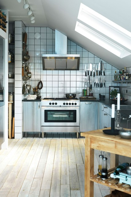 Small Industrial kitchen