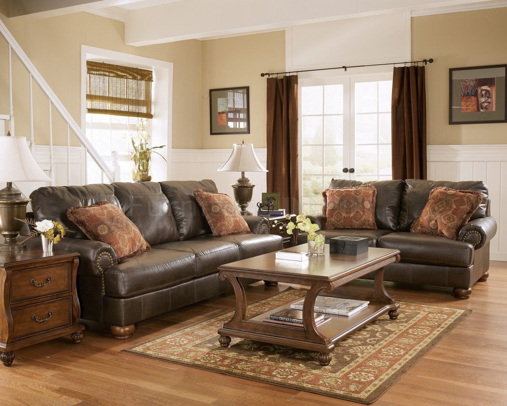 The Rustic Living Room Furniture