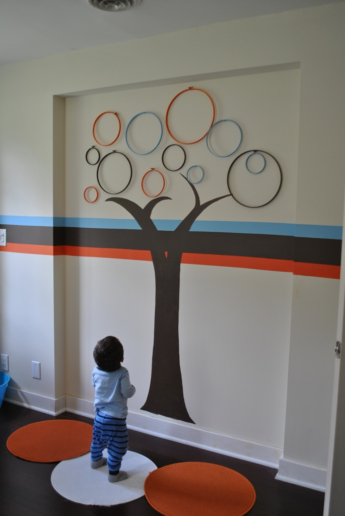 Tree-DIY-wall-art
