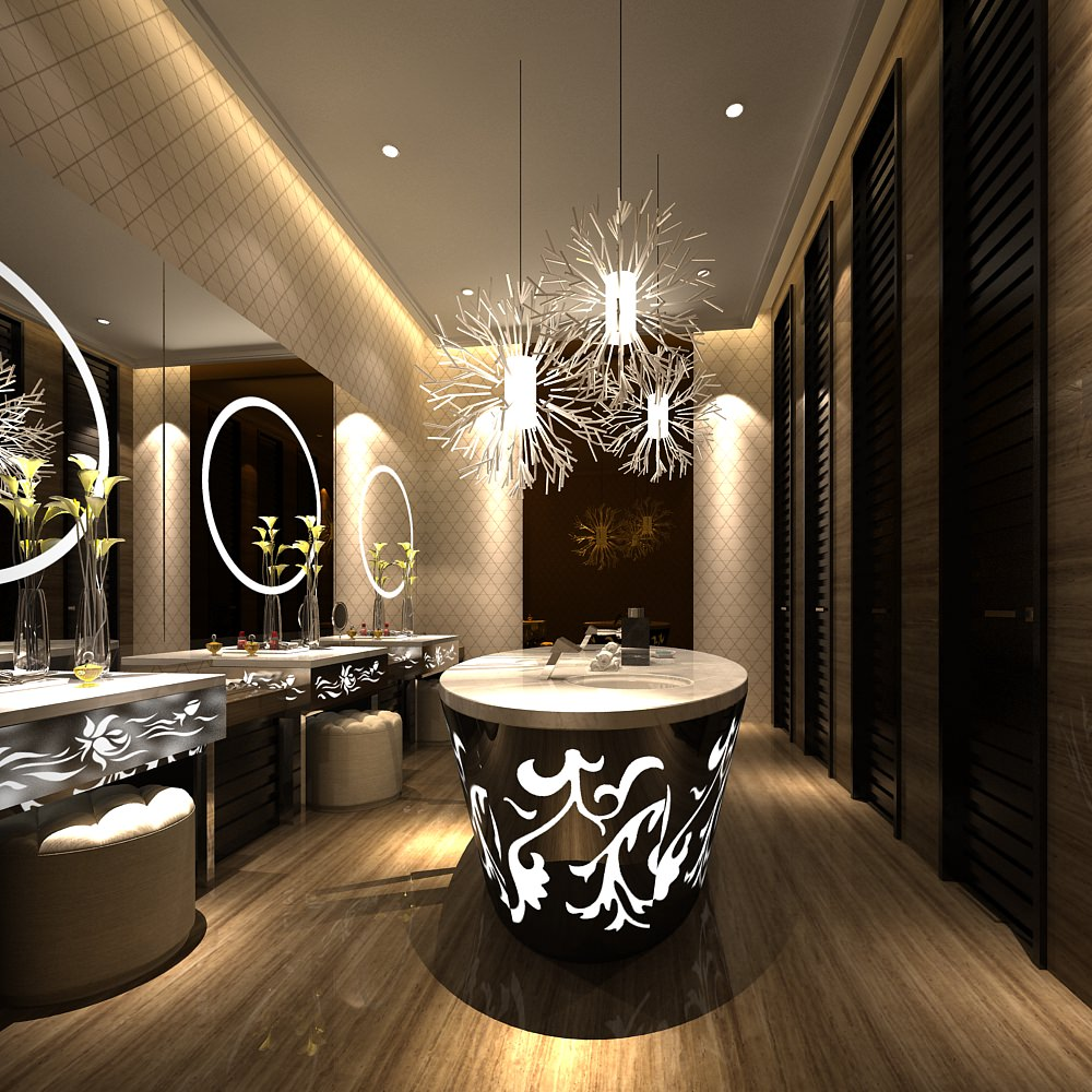 astounding-luxury-powder-rooms-and-idea-ideas