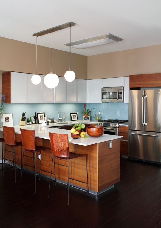 mid-century-modern-kitchen-designs