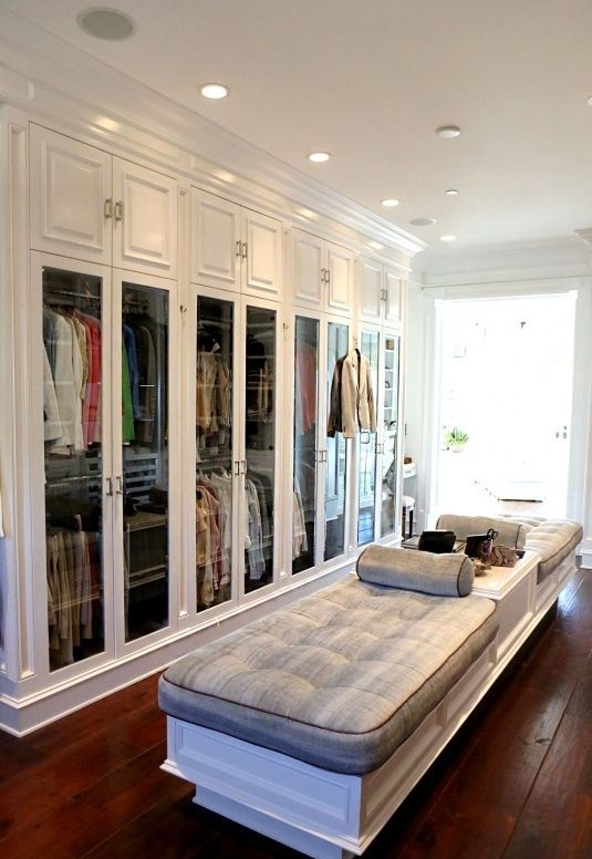Beautiful Closet Dressing Room
