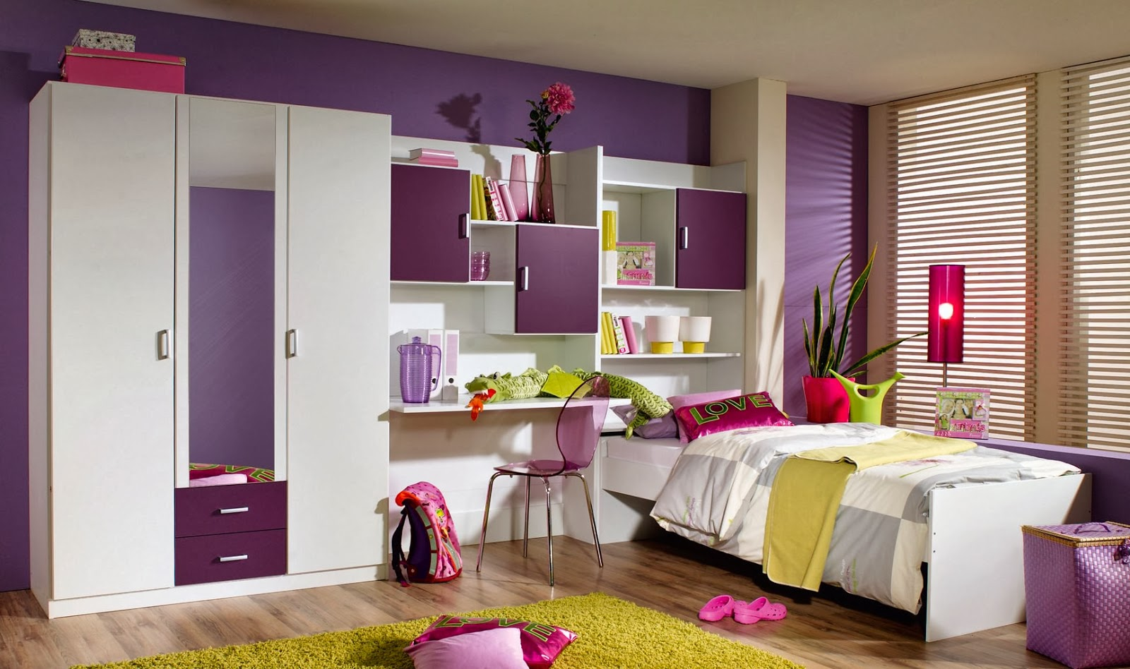 Best Modern Kid Bedroom Design