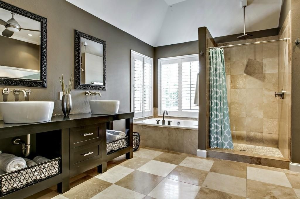 Contemporary Bathroom Design Ideas & Pictures