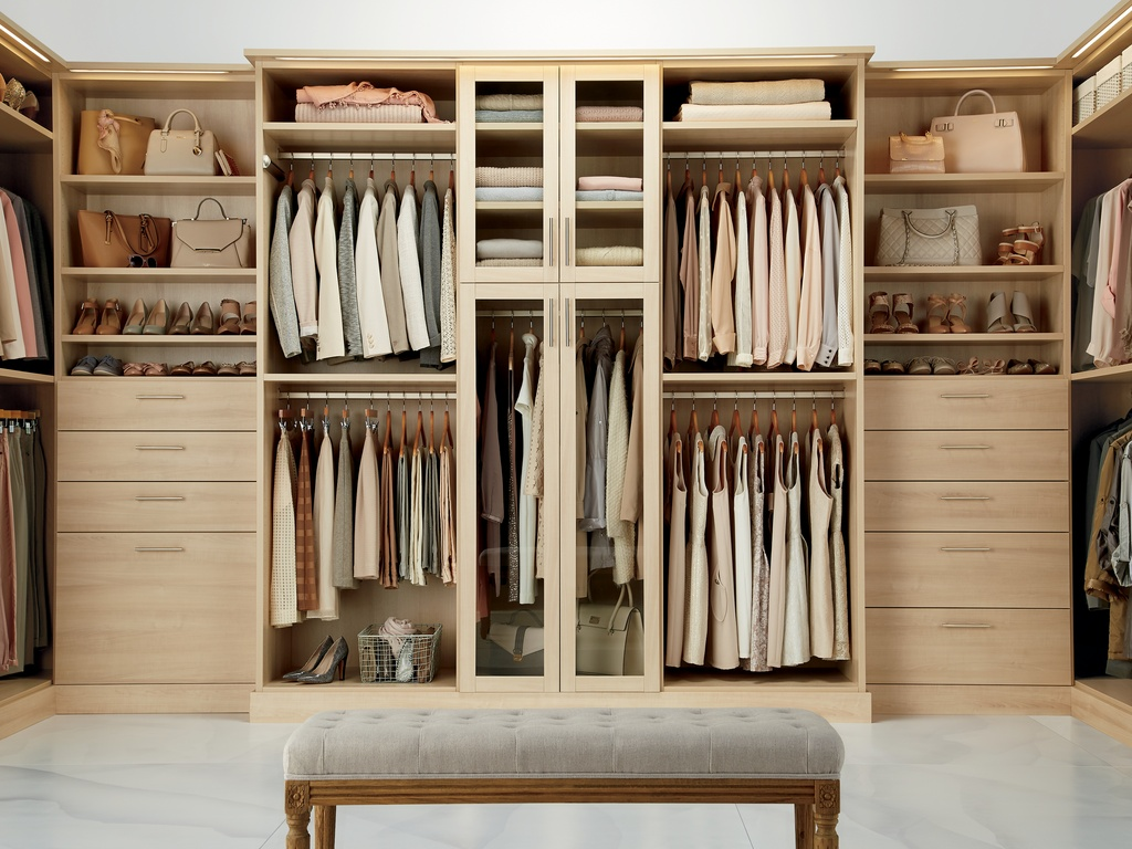 Contemporary Closet Design Ideas & Pictures