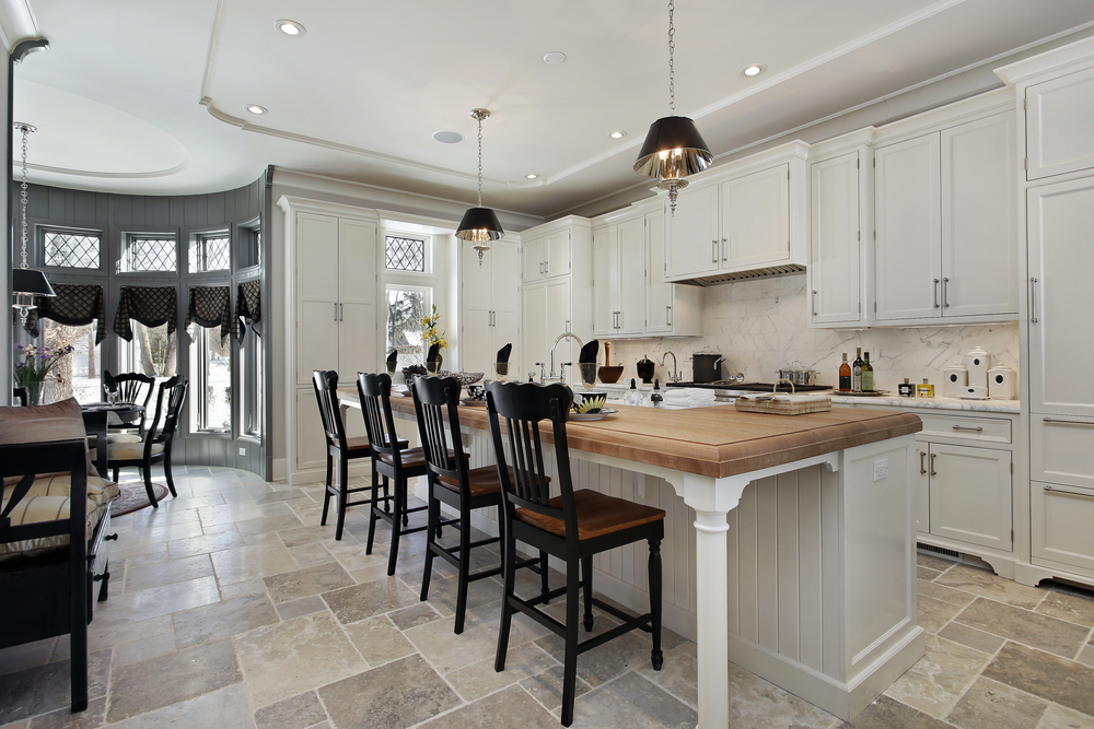 Custom Luxury Kitchen Designs
