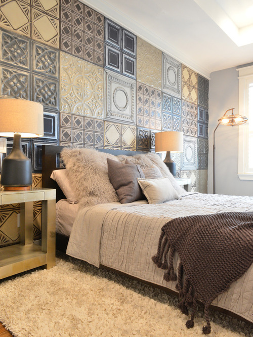 Eclectic Bedroom Design Ideas