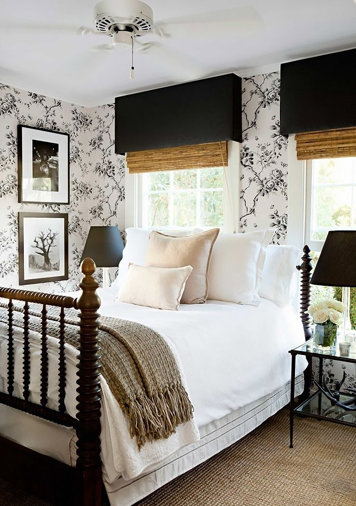 Farmhouse Bedroom Design Ideas