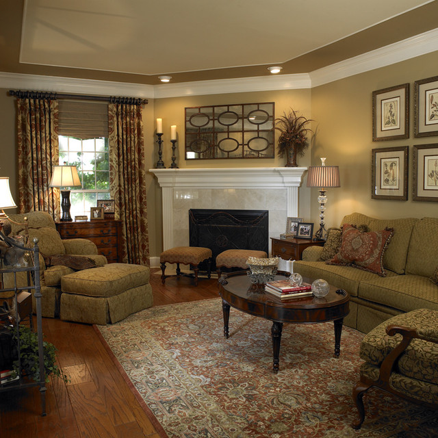 Formal Living Room traditional-living-room
