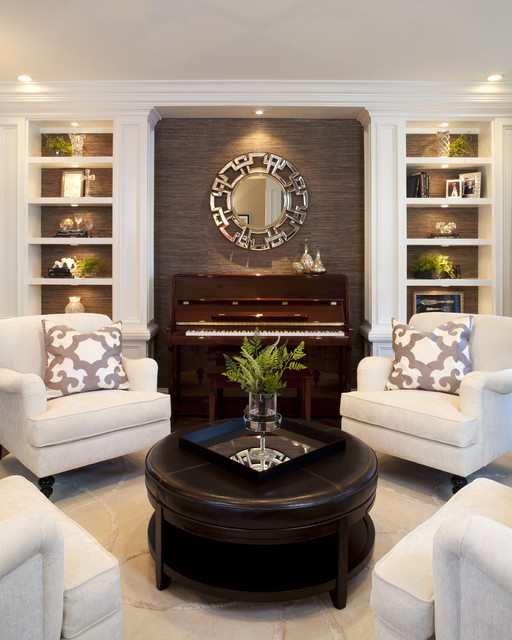 Living Room design ideas traditional-living-room
